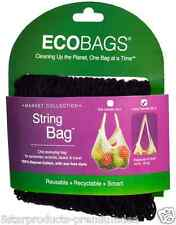 NEW ECO-BAGS PRODUCTS MARKET COLLECTION STRING BAG LONG HANDLE REUSABLE DAILY