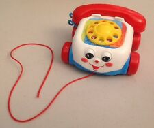 Fisher Price Baby Toddler Chatter Phone 2000 - Fab Condition