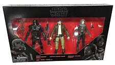 Star Wars Black Rogue One Death Trooper Cassian Andor Sergeant Jyn Erso AU