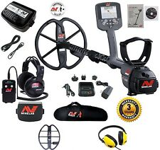 "Minelab CTX 3030 Metal Detector - Waterproof Headphones -  17"" SMART COIL"