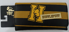 Harry Potter Hufflepuff Trifold Flap Wallet NWT