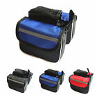 Cycling Pannier Bicycle Front Tube Bike Rack Pouch Phone Bilateral Bag K Package