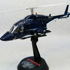 AIRWOLF 1/48 Normal TV Cobalt Blue AOSHIMA DIECAST CHOGOKIN READY TO SHIP NOW