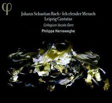 Ich Elender Mensch: Leipzig Cantatas, New Music