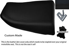 BLACK STITCH CUSTOM FITS KAWASAKI NINJA ZX6R 600 95-97 REAR SEAT COVER
