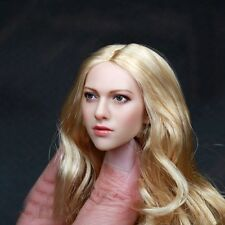 KIMI Toys 1:6 Figure Actress European Golden Culrs Head Amanda Seyfried KT004