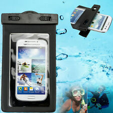 Waterproof Underwater Pouch Dry Case Cover Bag For iPhone Cell Phone Touchscreen
