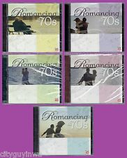 TIME LIFE Romancing the 70s LOVIN YOU-REUNITED-MY LOVE-PRECIOUS & FEW New 8CD