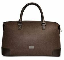 HUGO BOSS BROWN DUFFLE WEEKENDER TRAVEL OVERNIGHT SPORTS shoulder hand BAG NEW