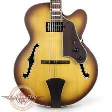 Brand New Ibanez Artcore Expressionist Hollowbody Electric Guitar in Amber Fade