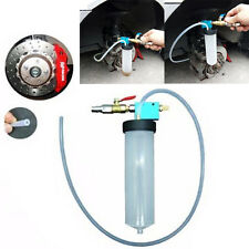 Auto Brake System Fluid Bleeder Kit Hydraulic Clutch Oil Exchange One Man Tool