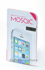 Mosaic Real Temper Glass HD Screen Protector 0.2mm Thin for iPhone SE 5s 5 5C