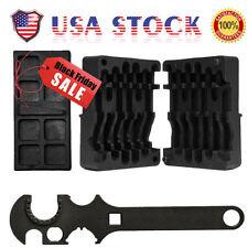 3 Combo! Gunsmith Armorer's Tool Kit ar15 Lower & Upper Vise Block & Wrench WA
