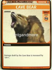 Pathfinder Adventure Card Game - 1x Cave Bear - Fortress of the Stone Giants