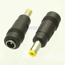 2pcs Adapter 5.5mmx1.7mm male plug to 5.5mmx2.1mm female jack for DC Power
