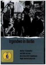 Irgendwo in Berlin Harry Hindemith DEFA DDR DVD  Neu