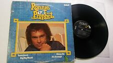 RONNIE PROPHET - Self Titled s/t 1976 VINYL NM- (LP)