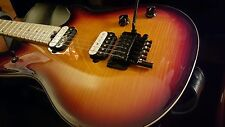 EVH Wolfgang Special 3-Tone Cherry Burst Electric Guitar W/Case (Made in Mexico)