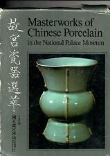 Masterworks of Chinese Porcelain in the National Palace Museum, Published NPM