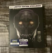 X-MEN Days Of Future Past (Blu-Ray/Digital HD) LE Steelbook HTF Rare (region-A)