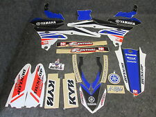 Yamaha YZF250 YZF450 2014-2016 N-Style Team graphics kit + plastic set GR1027