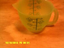 Tuppertoys  #1402  1 cup measuring cup Child size Green from Mix It Set