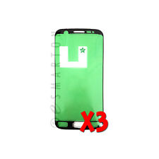 3X LCD Pre-Cut Tape Adhesive Sticker For Samsung Galaxy S7 G930 Repair Part USA