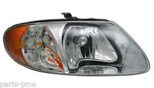New Replacement Headlight Assy RH / FOR 2001-07 CARAVAN VOYAGER & TOWN & COUNTRY