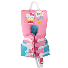 NWT Sanrio Toddler/Child Personal Floatation Device/Life Jacket Vest HELLO KITTY