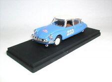 Citroen DS19 No.233 Rally Monte Carlo 1963