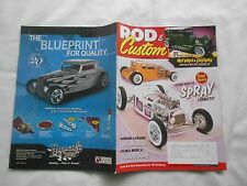 ROD & CUSTOM Magazine-SEPTEMBER,2008-PAINT BASICS-LEARN HOW TO SPRAY CORRECTLY