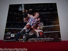 WWE STAR SHEAMUS SIGNED 8x10 WRESTLING  PHOTO GLOBAL AUTHENTIC CERTIFIED