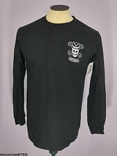 VANS Off the Wall Long Sleeve Graphic T-Shirt Skull Wrenches Size M NWT SAMPLE