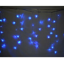 Kids Safe Design Waterproof 6M/10M 300/400 LED Icicle Christmas Fairy Lights