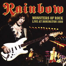 Rainbow: Monsters of Rock - Live at Donington 1980 New DVD