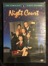 NEW Night Court - The Complete First Season (DVD, 2005, 2-Disc Set)