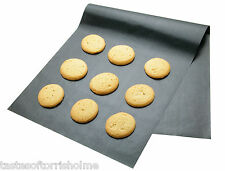 Kitchen Craft TEFLON Coated Non Stick Extra Large Baking Oven Sheet Mat Liner