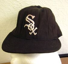 CHICAGO WHITE SOX beat-up baseball hat New Era 59/50 fitted wool cap size 6 3/4
