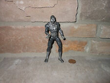 Marvel Legends Spider-man 3 Black-Suited Spiderman loose RARE!