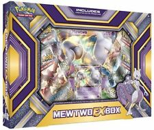 POKEMON TCG Collection Box: Mewtwo EX Gift Box Sealed, FREE SHIPPING