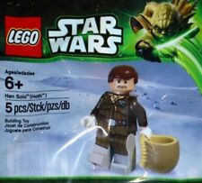 LEGO 5001621 Star Wars Han Solo Hoth Polybag Minifigure NEW