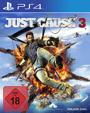 Just Cause 3 Neues PS4-Spiel