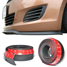 Bumper Lip Deflector Lip Skirt Spliter Front apro Tuning Car Body Kit for Fiat