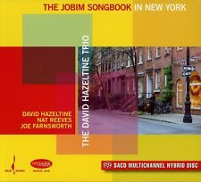 Jobim Songbook In New York - David Hazeltine (2007, SACD NIEUW) Sacd