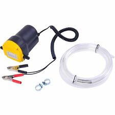 12V 5A Oil Diesel Fuel Fluid Extractor Electric Transfer Suction Pump