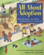 All About Adoption: How Families Are Made & How Kids Feel About It-ExLibrary