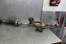 1997 HONDA INTERCEPTOR 750 VFR750F D AND D EXHAUST SLIP ON STOCK HEADERS PIPE