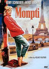 MONPTI  (1957) Romy Schneider, Horst Buchholz , Mara Lane ENGLISH SUBTITLES  DVD