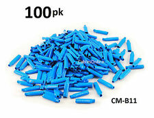 100-PACK Bean Wire Gel Filled Connector, Splices 19-26AWG Copper Wire, CM-B11