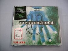 DEPECHE MODE - USELESS - LCDBONG 28 - CD SINGLE UK NEW UNPLAYED 1997